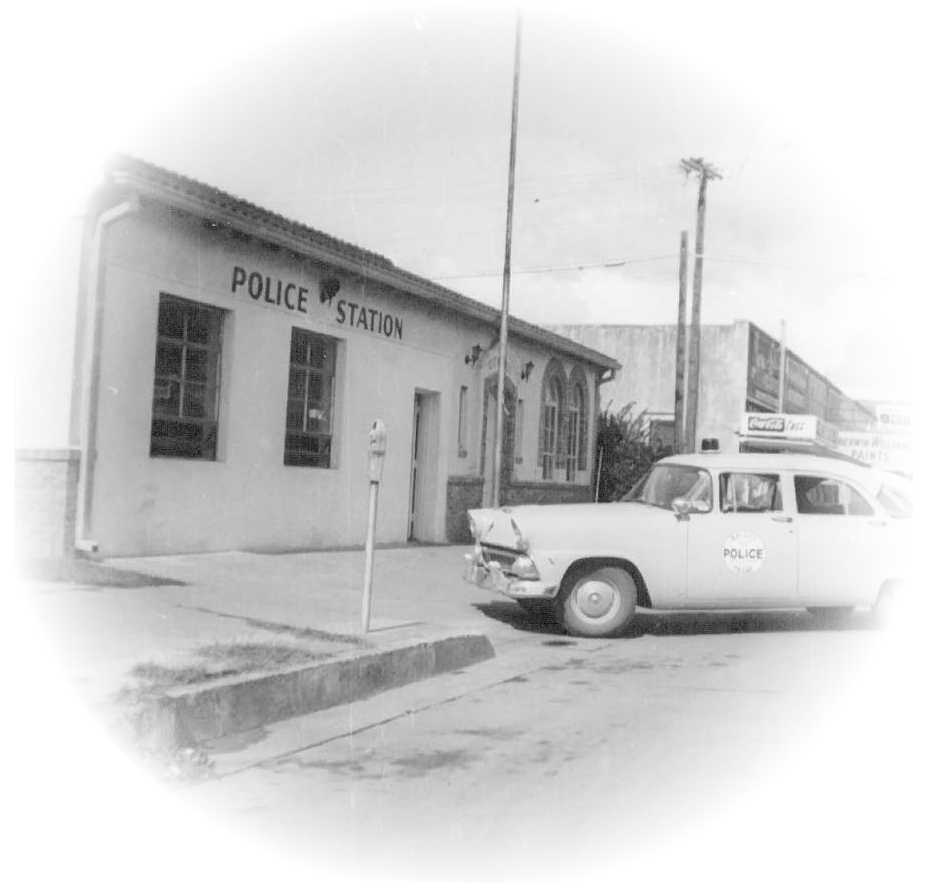 Bay City Police Department Historical Photo