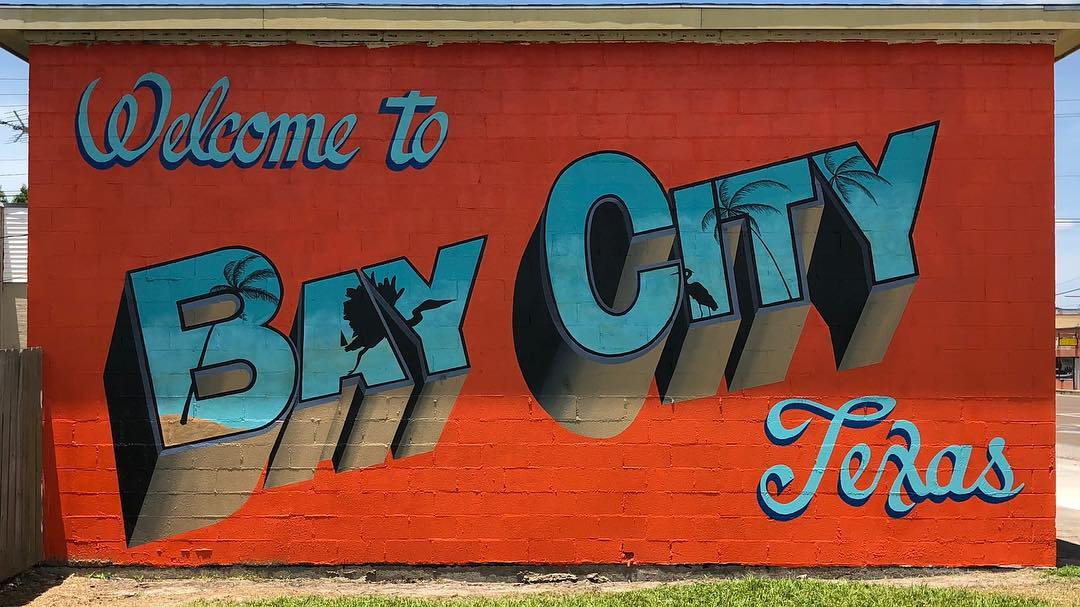 Welcome to Bay City Texas