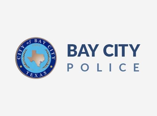 Seal of Bay City Texas Police